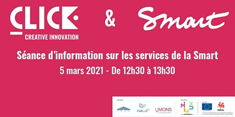 CLICK & Smart - Séance d'information sur la Smart tickets