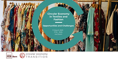 Circular Economy in Fashion & Textiles: Opportunities and Challenges Tickets