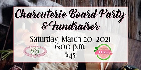 Charcuterie Board Party & Fundraiser tickets