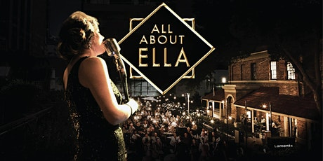 All About Ella  with Catherine Summers (The Ella Fitzgerald Story) tickets