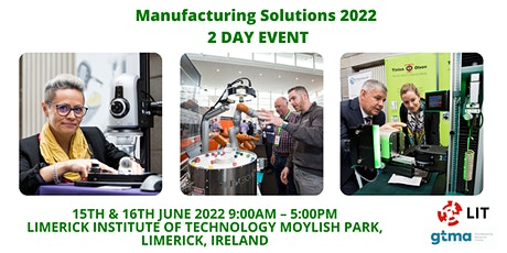 Manufacturing Solutions 2022 tickets