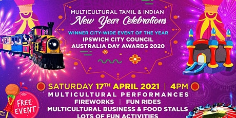 Multicultural Tamil & Indian New Year Celebrations tickets