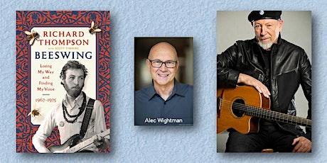 A Conversation with Legendary Guitarist/Songwriter Richard Thompson! tickets