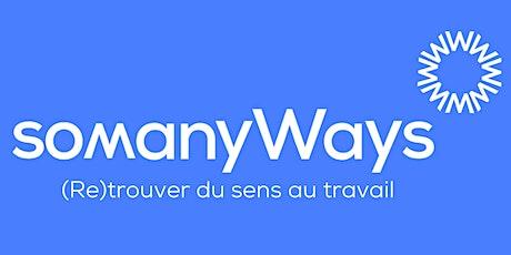 Formation somanyWays en présentiel - 23/03/2021 billets