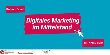 Digitales Marketing im Mittelstand Tickets