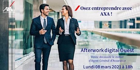 Afterwork digital AXA : Découvrez le métier d'Agent Général d'Assurance billets