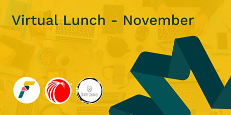 Flex Legal virtual lunch with Lexis Nexis and Crafty Counsel - November tickets