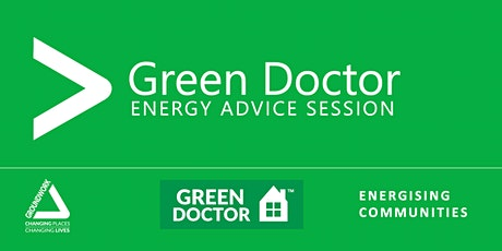 Green Doctor Energy Advice Session - Barnsley tickets