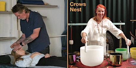 Acupuncture & Sound Healing Treatment - Crows Nest - 28 March 2021 tickets