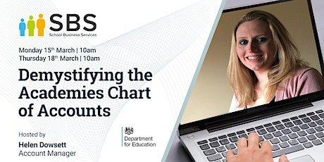 Demystifying the Academies Chart of Accounts tickets