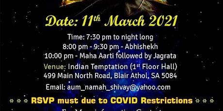 Aum Namah Shivay - Mahashivratri Sadhna 2021 tickets