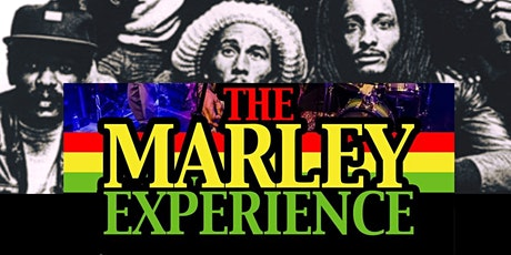 The Marley Experience Live with Reggae Club till 2am tickets