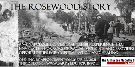 The Rosewood Story - Curated by the Arthur Lee McDuffie Center tickets