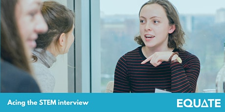 Acing the STEM Interview with STEM Recruitment Experts tickets