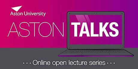 Aston Talks: Software for an uncertain world tickets
