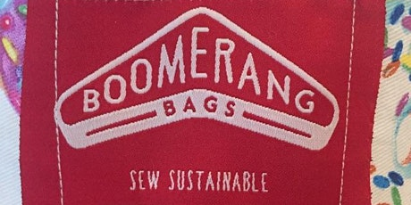 Boomerang Bags Parramatta community Bag Making bees 2021 tickets