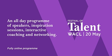 WACL Festival of Talent 2021 Tickets