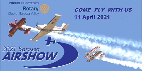 2021 Barossa Airshow tickets