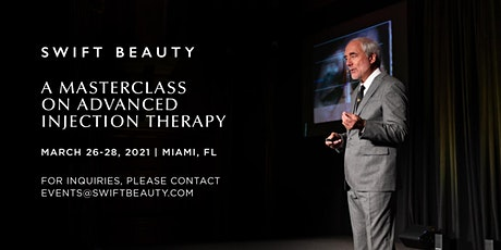 Advanced Injection Therapy with Dr. Arthur Swift - Miami, FL tickets