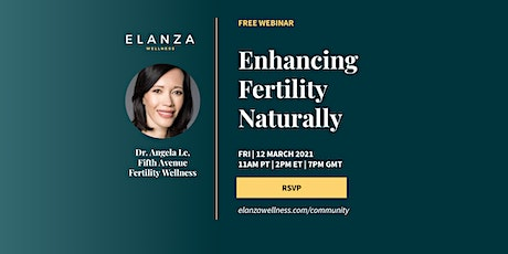 Enhancing Fertility Naturally tickets