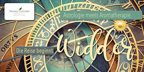 Astrologie meets Aromatherapie :: WIDDER Tickets