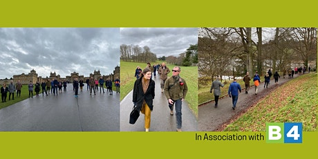 Natural Netwalking in Blenheim Palace, Oxon. Wed 21st April 9.30am-11.30am tickets