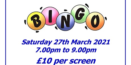 Mayor of Croydon's Charity Bingo Night tickets