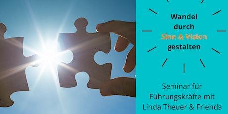 Führung neu gedacht: Durch Sinn und Vision Wandel gestalten Tickets