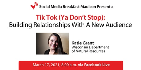Tik Tok (Ya Don't Stop): Building Relationships With A New Audience tickets