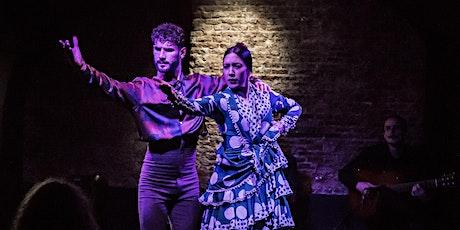 Espectáculo Flamenco en La Cueva de Lola entradas