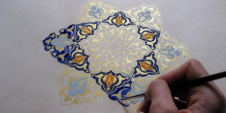 Arabesque: Designing & Illuminating Mamluk Patterns tickets