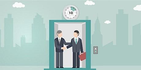 Webinar Emplea: Prepara tu Elevator Pitch II entradas
