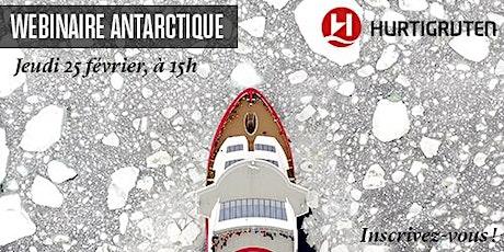 Webinaire sur l'Antarctique tickets