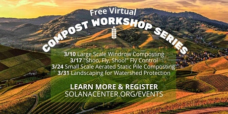 Free Composting Virtual Workshop Series tickets