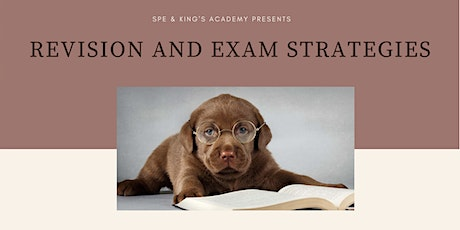 Revision and Exam Strategies tickets