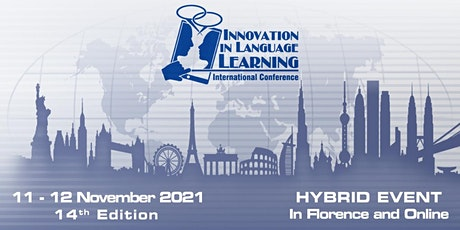 Innovation in Language Learning International Conference – Hybrid Event biglietti