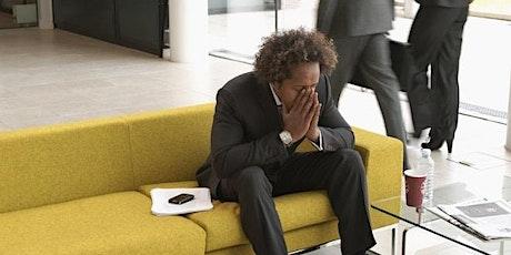 Webinar Emplea: Fuera estrés en la entrevista de selección. entradas