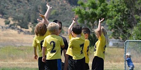 Training Unieke ideeën  voor inclusief sporten tickets