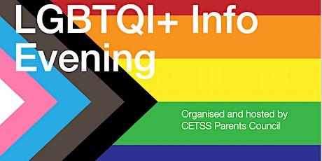 LGBTQIA and Gender Diversity  Information Evening tickets