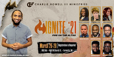 Ignite 21'  - Fire On The Altar tickets