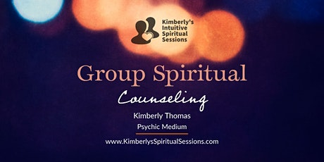 Group Spiritual Counnseling tickets