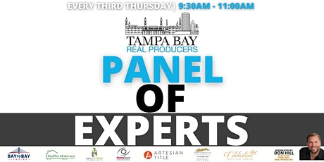 March Panel of Experts - Relationships and Referrals tickets