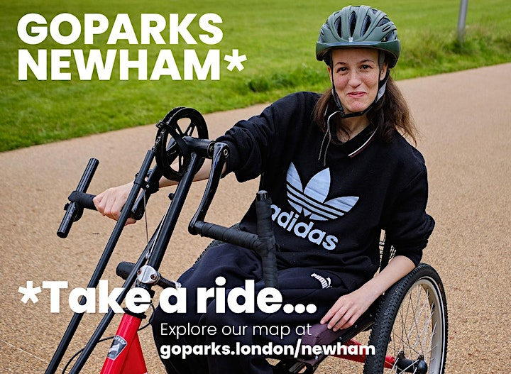 Newham Parks Ride image