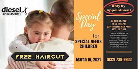 Special Day for Special Needs Children boletos