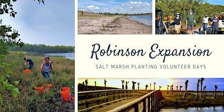 Robinson Expansion Salt Marsh Planting Volunteer Days tickets