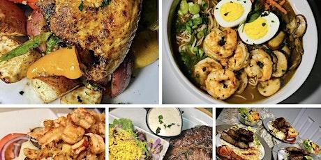 Tastebuds & Talent All Inclusive Food Tasting tickets
