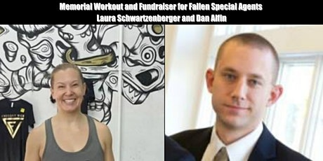 Fundraiser Workout Fallen FBI Agents Laura Schwarzenburger and Dan Alfin tickets