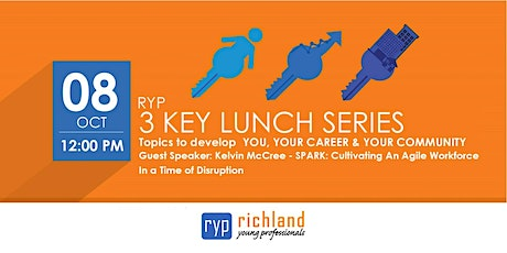 RYP 3 KEY Lunch Series - October tickets