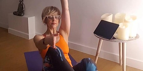 Pilates virtual classes streamlined on ZOOM every Thursday tickets