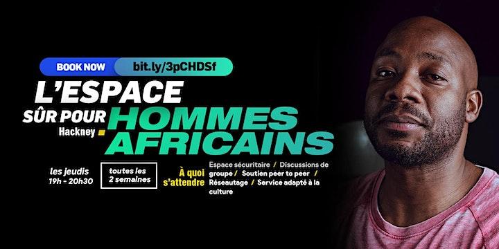 African Men Safe Space image